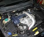 Volvo V70R двигатель