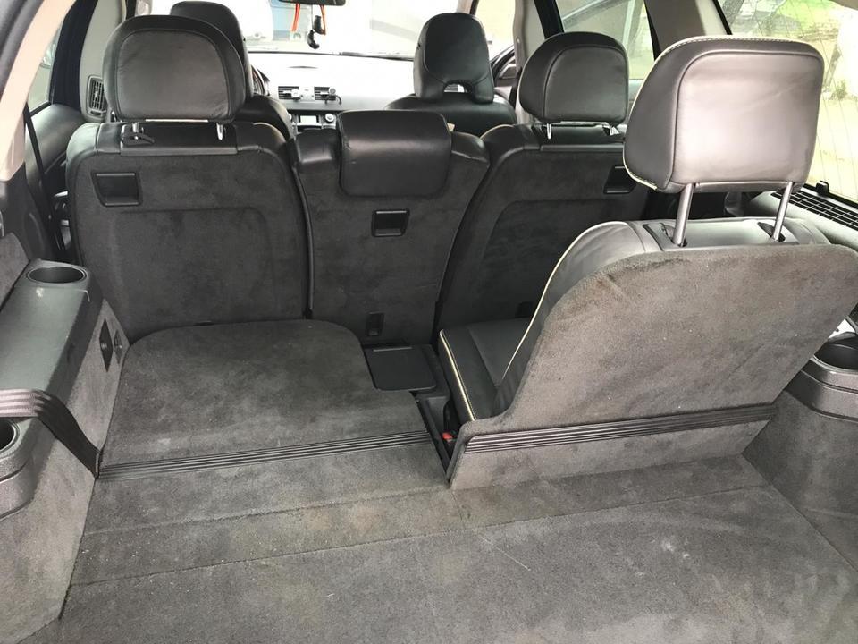 Установка салона Executive на Volvo XC90